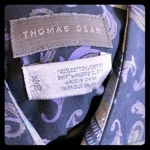 Two Thomas Dean Shirts if you know you know